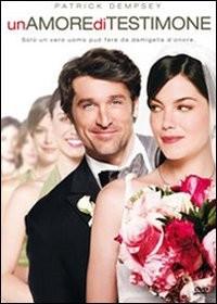 La copertina di Un  amore di testimone (dvd)