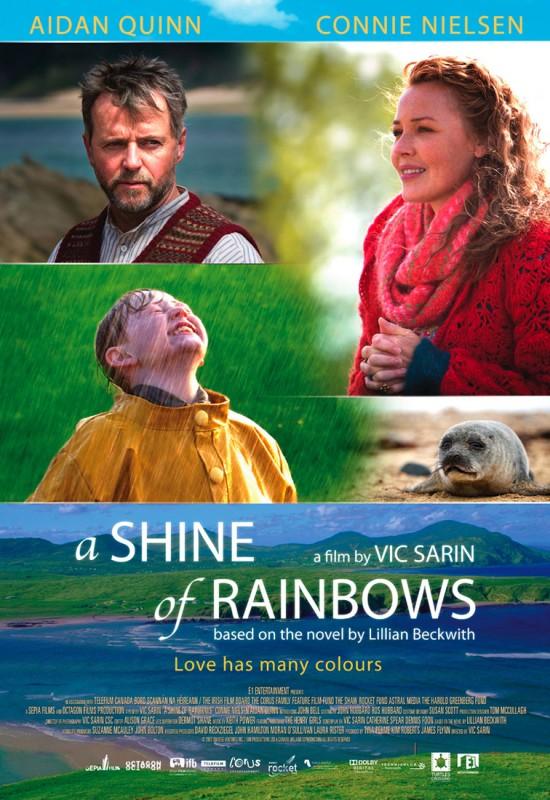 La locandina di A Shine of Rainbows