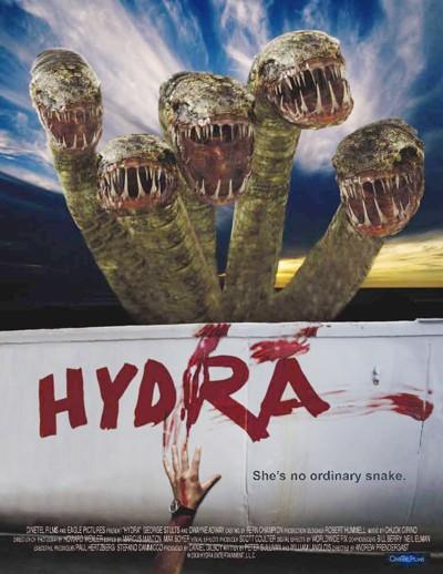 La locandina di Hydra - L'isola del mistero
