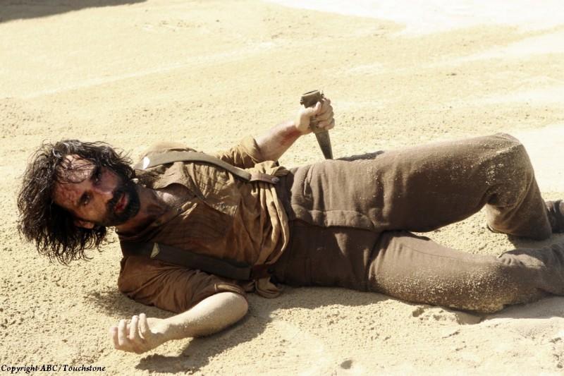 Lost: Nestor Carbonell in una scena dell'episodio Ab Aeterno