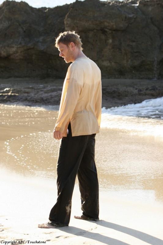 Mark Pellegrino nell'episodio Ab Aeterno di Lost