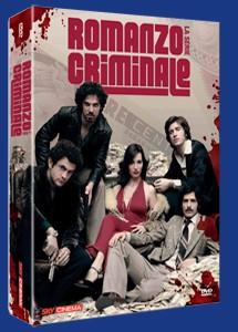 La copertina di Romanzo criminale - La serie - stagione 1 (dvd)