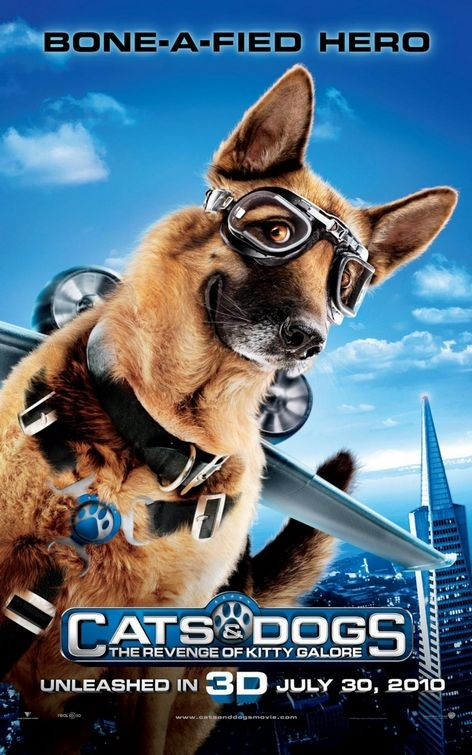 Character Poster 2 per Cats & Dogs: The Revenge of Kitty Galore