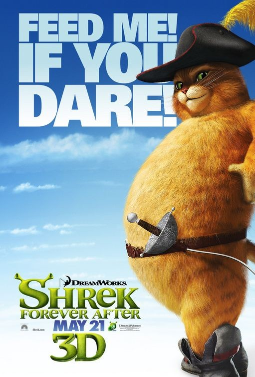 Character Poster 6 per Shrek Forever After