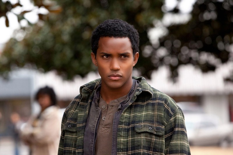 Il nuovo personaggio Harper (Sterling Sulieman) nell'episodio A Few Good Men di Vampire Diaries