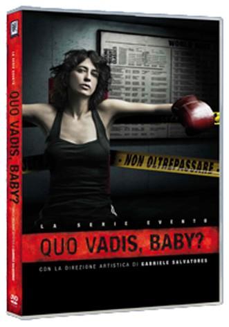 La copertina di Quo Vadis, Baby? (dvd)
