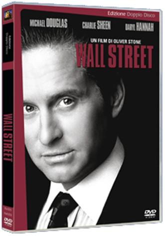 La copertina di Wall Street - ed. doppio disco (dvd)