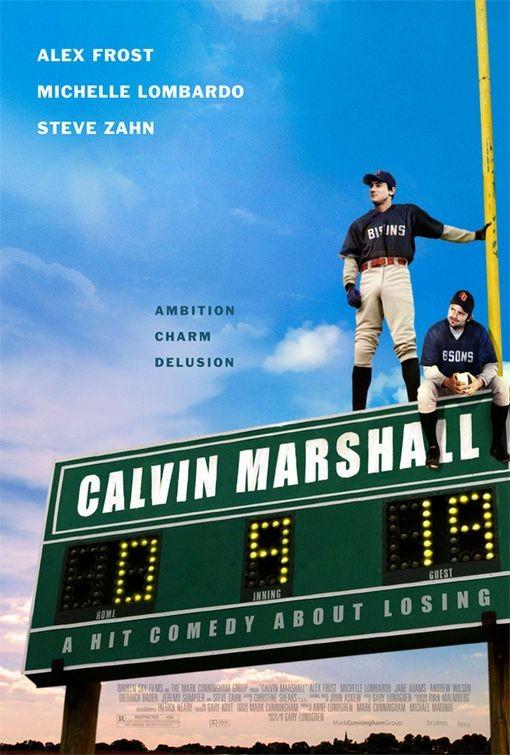 La locandina di Calvin Marshall