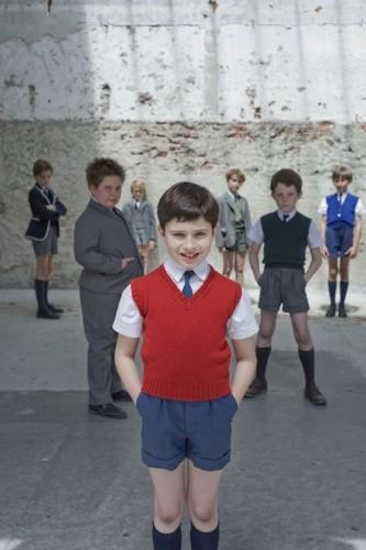 Maxime Godart è il simpatico protagonista de Il piccolo Nicolas e i suoi genitori