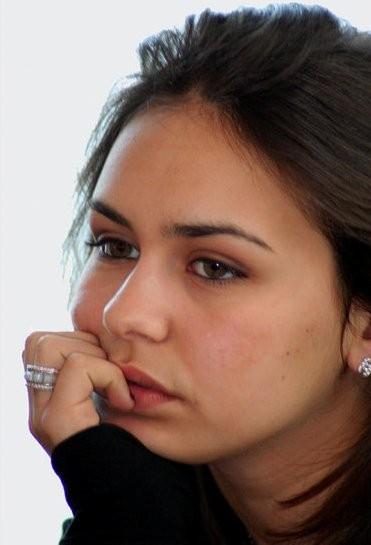 Nicole Murgia sul set del film Le ultime 56 ore
