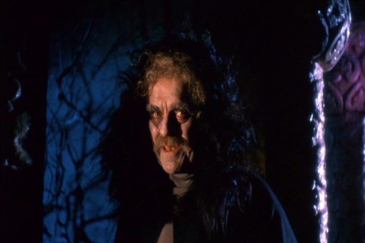 Boris Karloff in una scena dell\'episodio I Wurdalak film I tre volti della paura