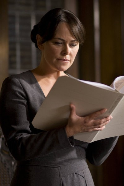 Caprica: Polly Walker nell'episodio End of Line