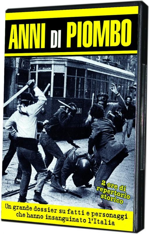 La copertina di Anni di piombo (dvd)