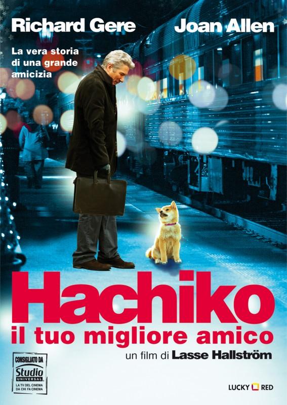 La copertina di Hachiko - Il tuo migliore amico (dvd)