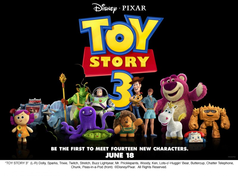 Esclusivo: nuovo teaser promo dei personaggi protagonisti di Toy Story 3 - La grande fuga