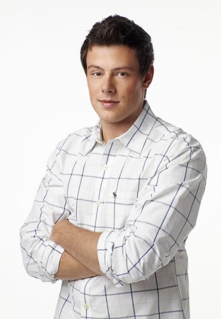 Cory Monteith è Finn nella serie Glee