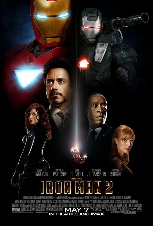 Final Poster USA per Iron Man 2