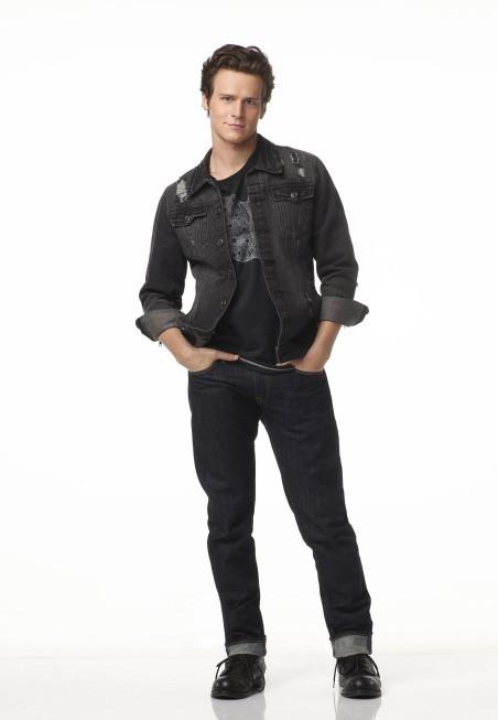 Jonathan Groff è Jesse St. James in Glee