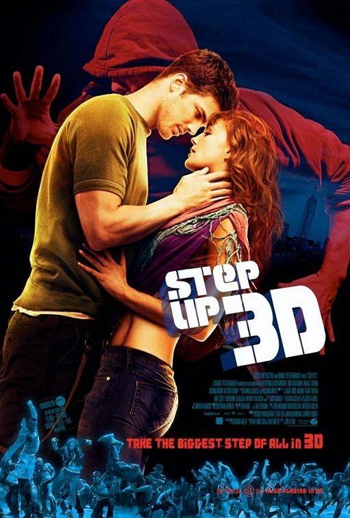 La locandina di Step Up 3-D