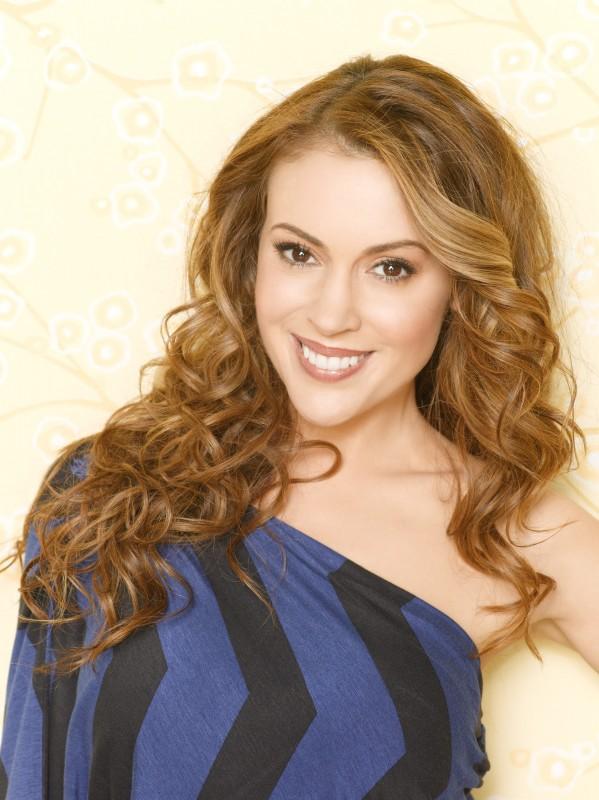 Romantically Challenged: Alyssa Milano interpreta Rebecca Thomas