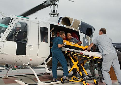Una scena dell'episodio 88 Seconds di Miami Medical