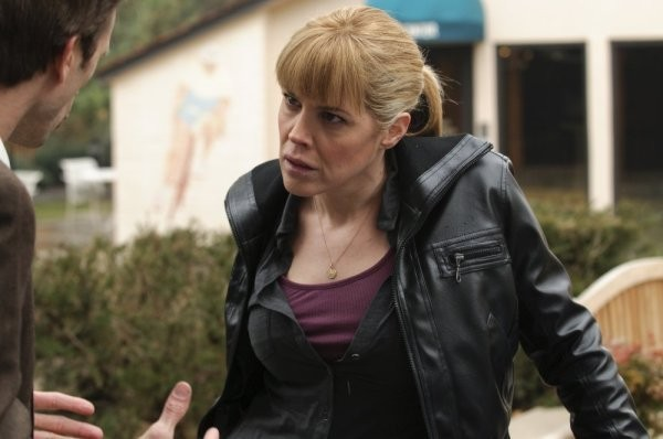 In Plain Sight: Mary McCormack nell'episodio When Mary Met Marshall