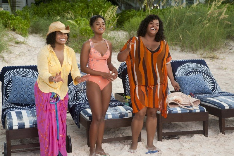Janet Jackson, Sharon Leal e Jill Scott nel film Why Did I Get Married Too?