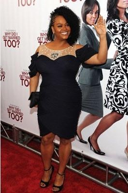 Jill Scott alla premiere di New York del film Why Did I Get Married Too?