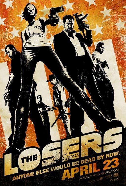 Ancora un nuovo poster per The Losers
