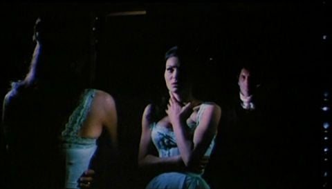 Christopher Lee e Daliah Lavi sono i protagonisti del film La frusta e il corpo