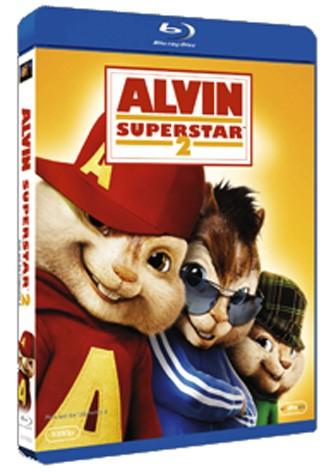 La copertina di Alvin Superstar 2 (blu-ray)