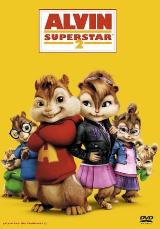 La copertina di Alvin Superstar 2 (dvd)