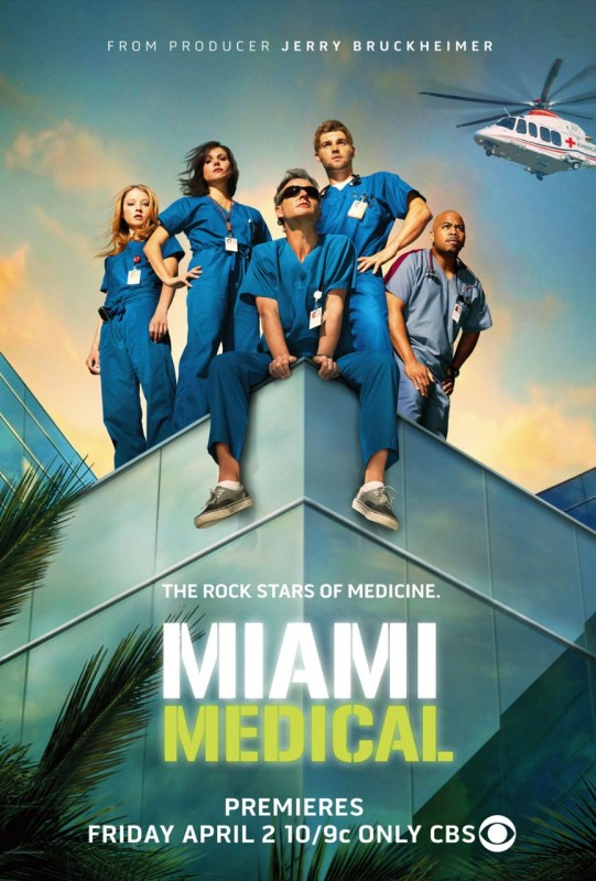 La locandina di Miami Medical