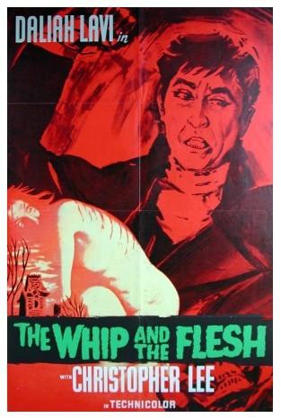 Locandina del film La frusta e il corpo (1963)