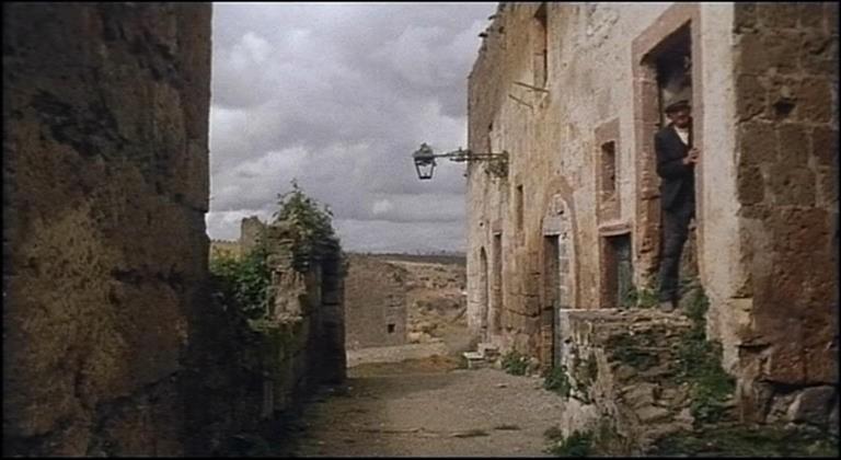 Una sequenza del film Operazione paura (1966)