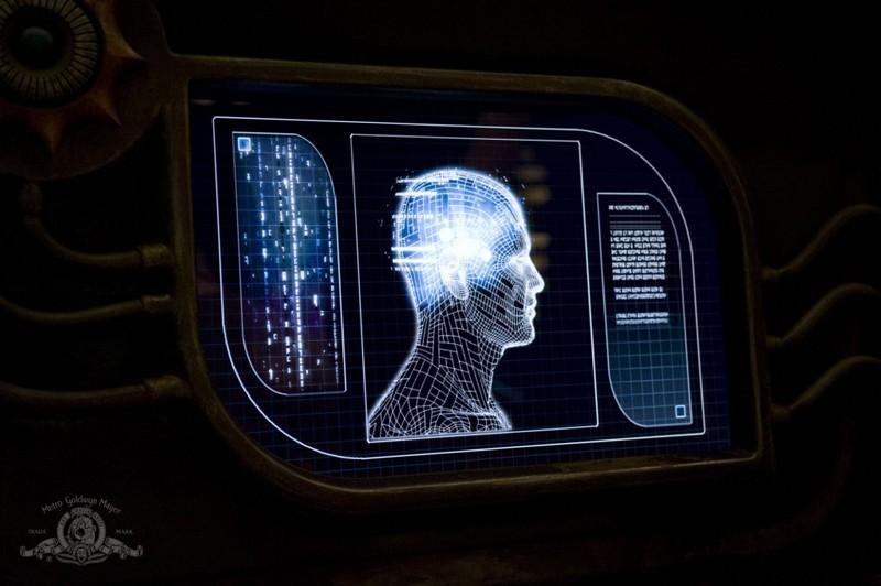 Un'immagine tratta dall'episodio Justice di Stargate Universe