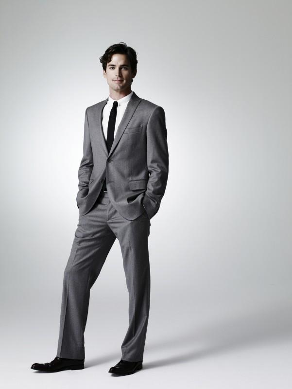 White Collar: Matthew Bomer in una immagine promozionale della serie