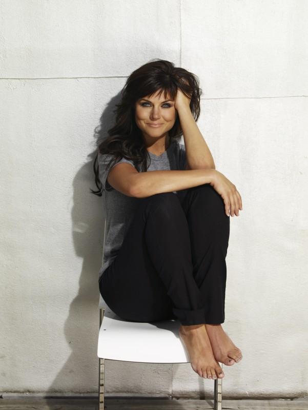White Collar: Tiffani Thiessen in una foto promozionale della serie