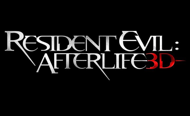 Il logo del film Resident Evil: Afterlife 3D, diretto da Paul W.S. Anderson e ispirato al videogame della Capcom