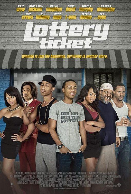 La locandina di Lottery Ticket