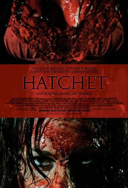 Locandina di Hatchet