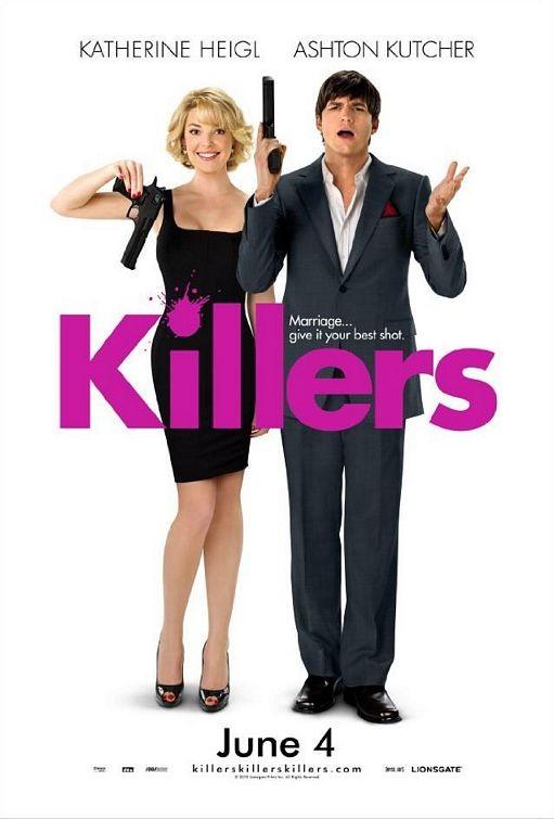Nuovo poster per il film Killers