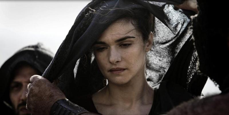 Rachel Weisz in un'immagine tratta dal film Agora