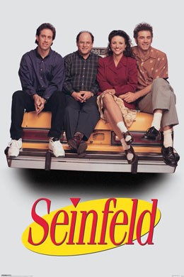 Un poster di Seinfeld