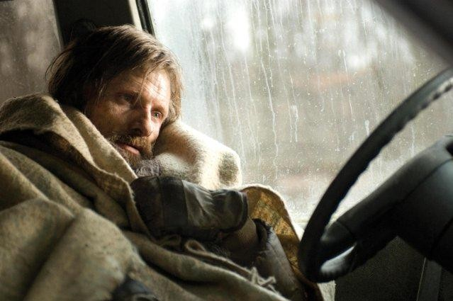 Viggo Mortensen, protagonista del film The Road