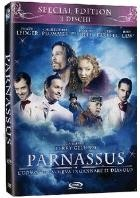 La copertina di Parnassus - L'uomo che voleva ingannare il diavolo - Edizione speciale (dvd)