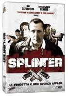La copertina di Splinter (dvd)
