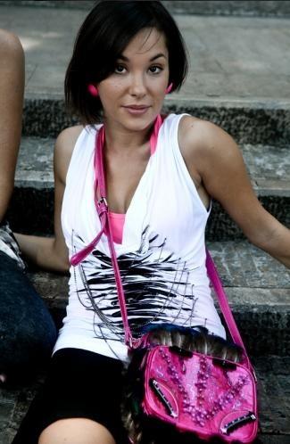 Alessandra Valenti nel film Piazza Giochi