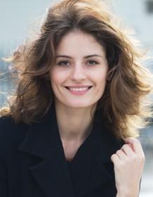 Un bel ritratto di Lidiya Liberman