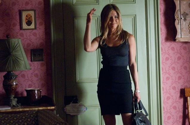 Un'incantevole Jennifer Aniston nella commedia Il cacciatore di ex